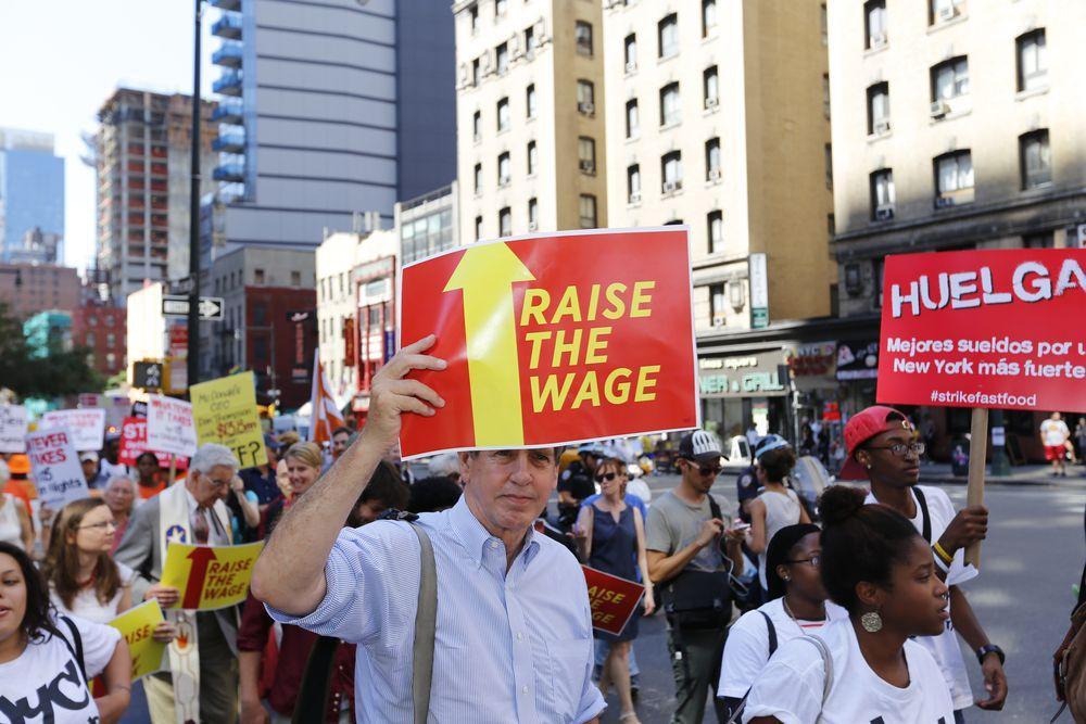 Minimum wage Morocco